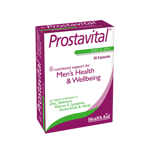 Prostavital 30 Cápsulas Health Aid
