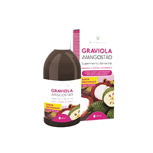 Graviola + Mangostão 500ml Biocêutica
