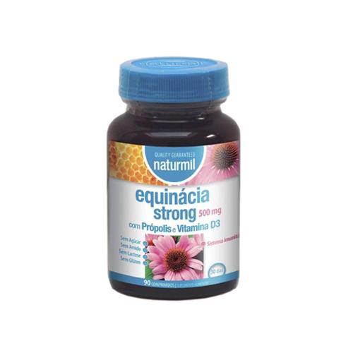 Equinácia Strong 500mg - 90 Comprimidos Naturmil