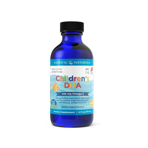 Children's DHA Omega 3 - 119ml Nordic Naturals