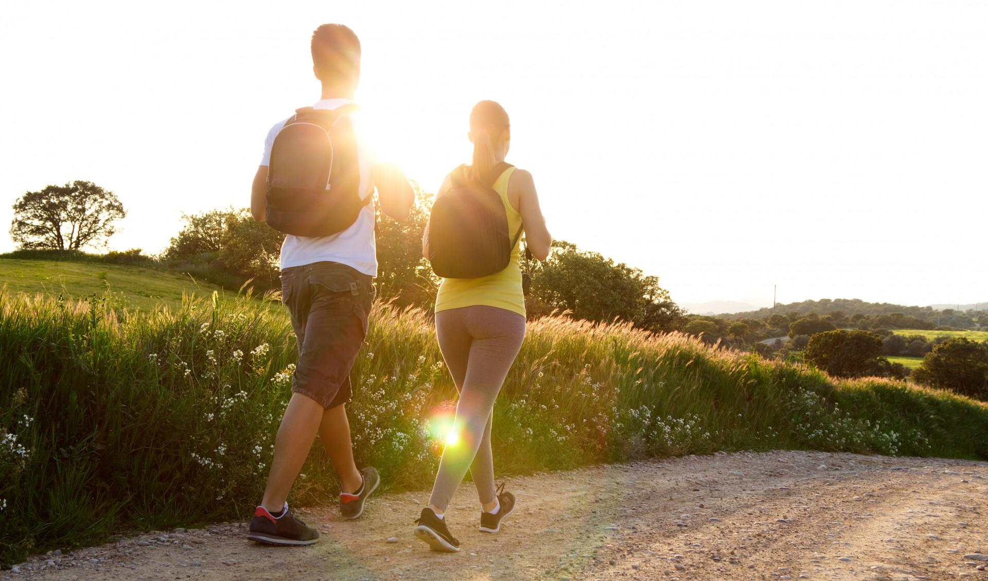 Vamos fazer caminhadas? A sua saúde agradece!