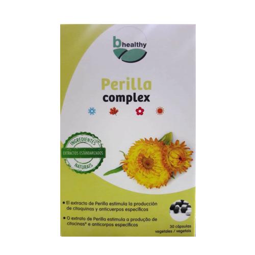 Perilla Complex 30 Cápsulas B-Healthy Biover