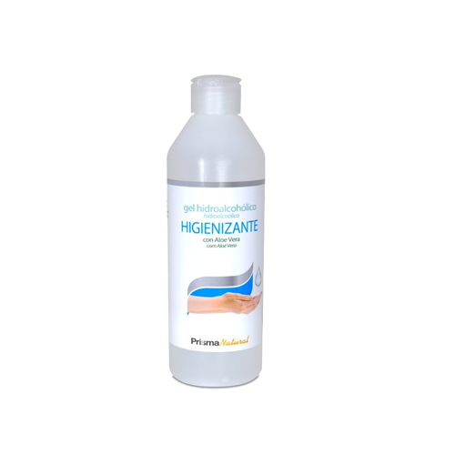 Gel Hidroalcoólico Higienizante com Aloe Vera 300ml Prisma Natural