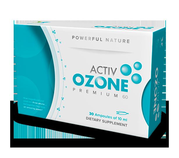 Activ Ozone 30 Ampolas