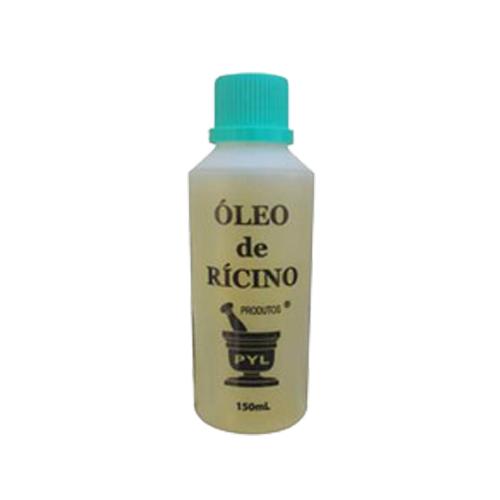 Óleo de Rícino 150ml PYL