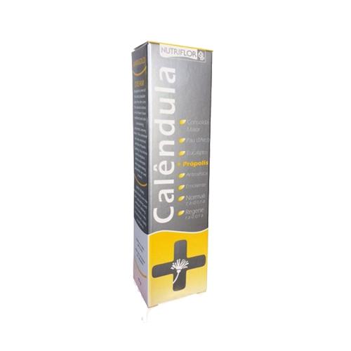 Calêndula + Própolis Pomada 45g Nutriflor