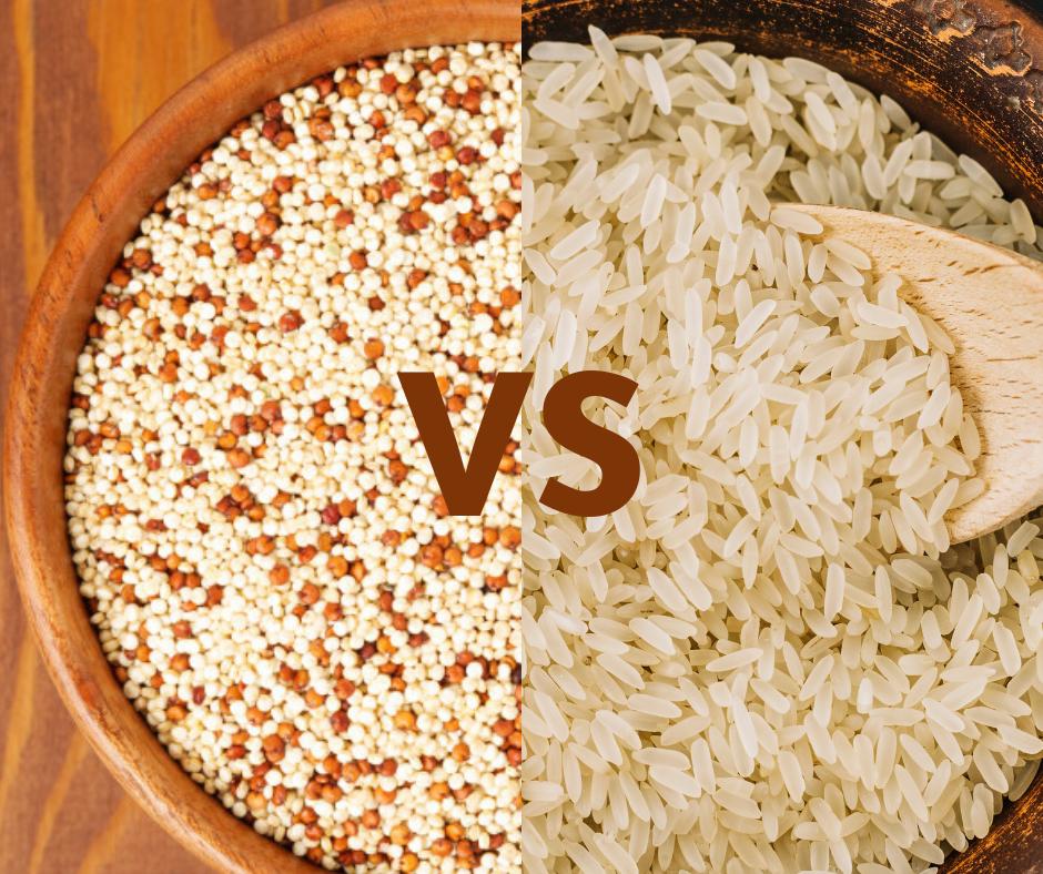 Quinoa ou Arroz Integral, qual a melhor escolha?