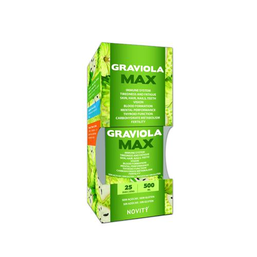 Graviola Max 500ml Novity