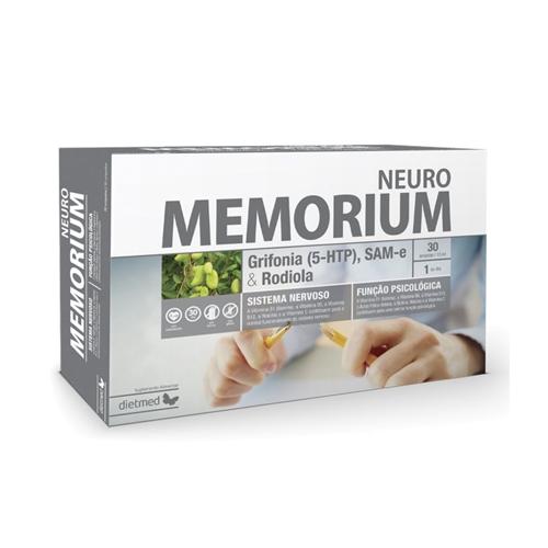 Neuro Memorium - 30 Ampolas Dietmed