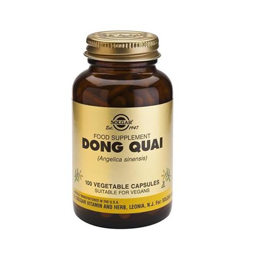 Angélica - Chinesa 100 Cápsulas Solgar