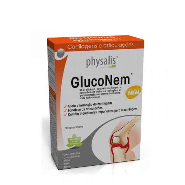 Gluconem 30 Comprimidos Bioceutica