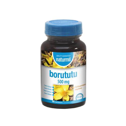 Borututu 500mg 90 Comprimidos Naturmil