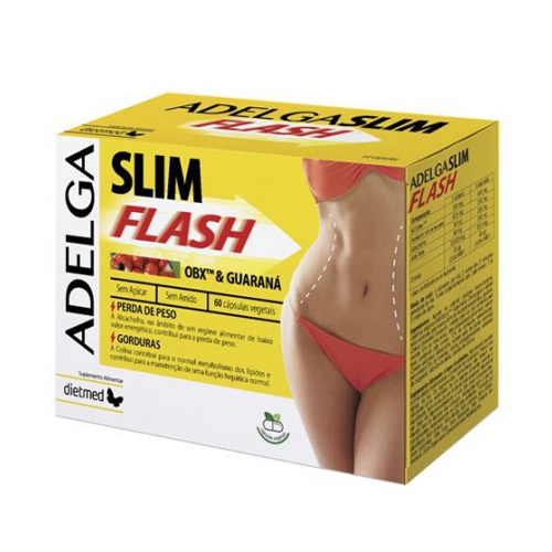 Adelga Slim Flash 60 Cápsulas Dietmed