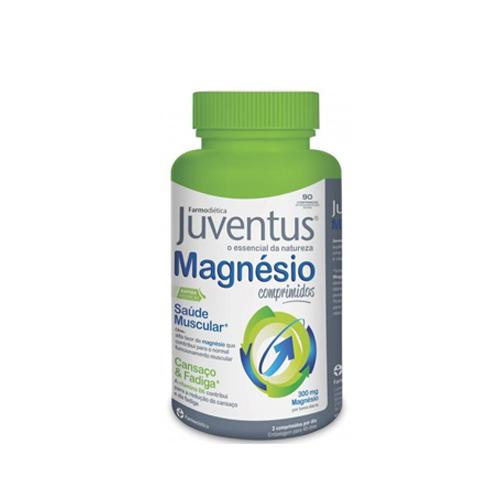Juventus Magnésio 90 Comprimidos Farmodiética
