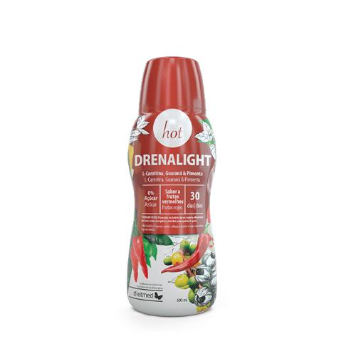 Drenalight Hot 600ml Dietmed
