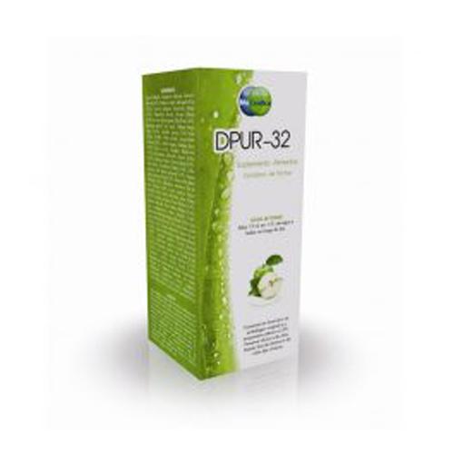 D-Pur 32 Plantas 300ml Bioceutica