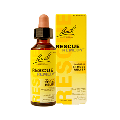 Rescue Remedy 20ml Floral Bach
