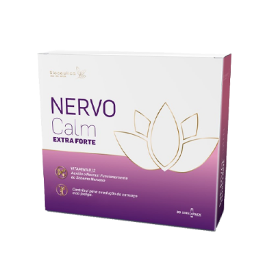 Nervocalm Extra Forte - 30 Singlepack Bioceutica
