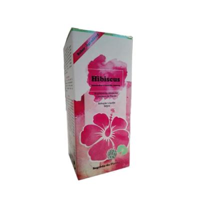 Hibiscus Alcachofra + Centelha Asiática - 500ml Segredo da Planta