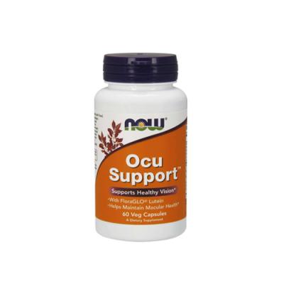 Ocu Support 60 Cápsulas Now