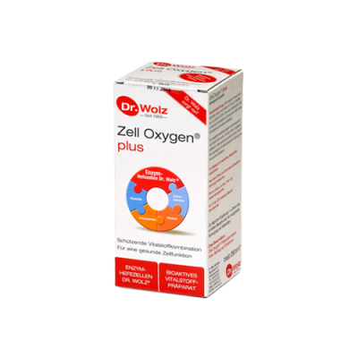Zell Oxygen Plus - 250ml Dr. Wolz