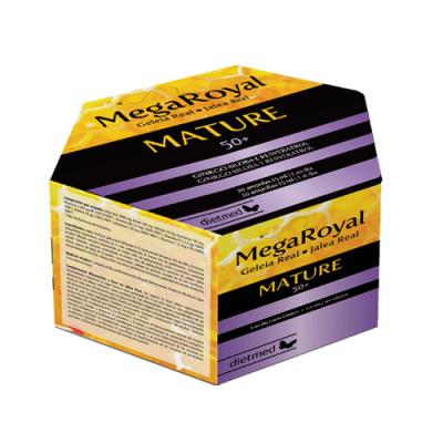 Mega Royal Mature 50+ - 20 ampolas Dietmed