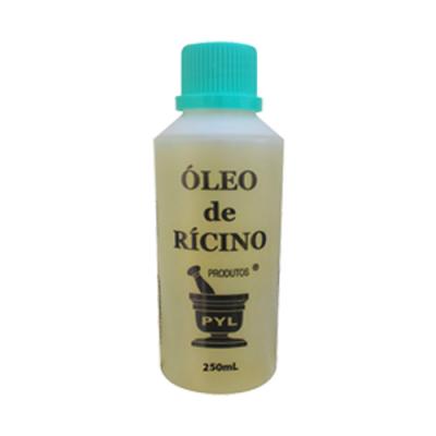 Óleo de Rícino 250ml PYL