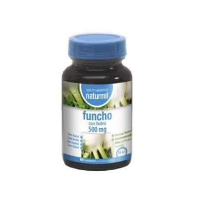 Funcho com Biotina 500mg - 60 Comprimidos Naturmil