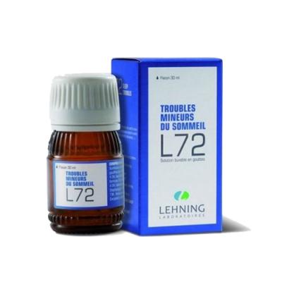 L72 Gotas - 30ml Lehning