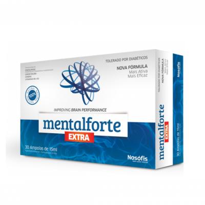 Mentalforte Extra 30 Ampolas Nasófis