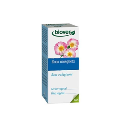 Óleo Essencial de Rosa Mosqueta Bio 50ml Biover