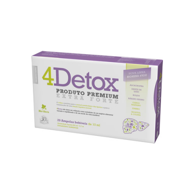 4 Detox Bio-Hera