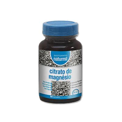 Citrato de Magnésio 200mg - 60 Comprimidos Naturmil