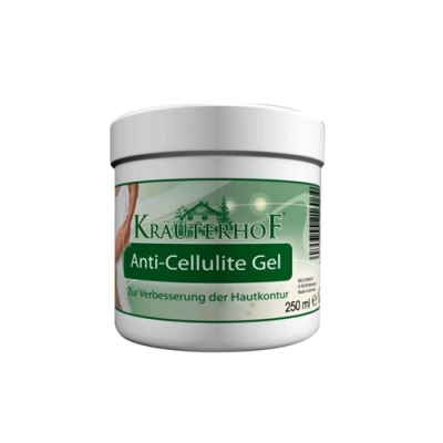 Anti-Celulite Gel de Massagem - 250ml Krauterhof