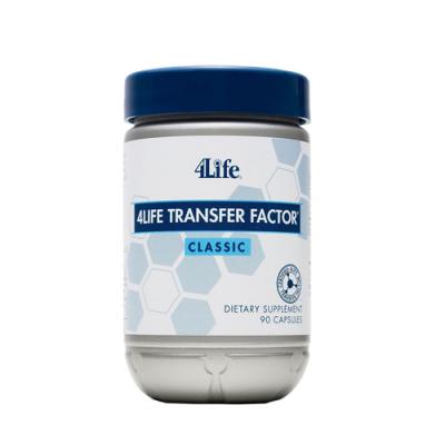 Transfer Factor Classic 90 Cápsulas 4Life