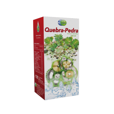Quebra-Pedra Xarope - 500ml Bioceutica