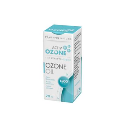 Activ Ozone - Ozone Oil 1200 PV/IP - 20ml