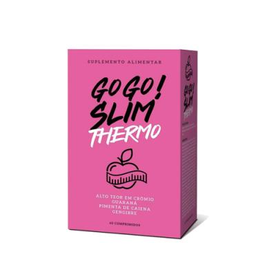 Go Go Slim Thermo - 60 Comprimidos Farmodiética
