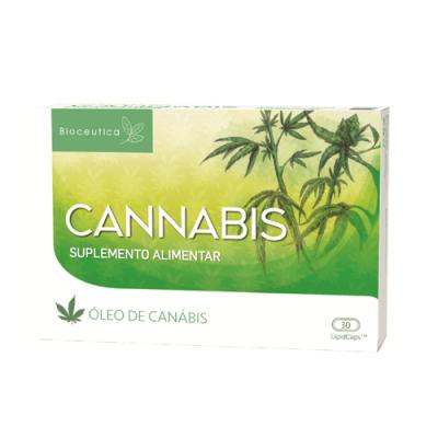 Óleo de Cannabis 30 Cápsulas Bioceutica
