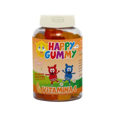 Happy Gummy Vitamina C - 60 Gomas Natiris