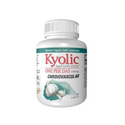 Kyolic Cardiovascular 60 Cápsulas Eco Nutraceuticos
