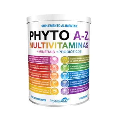 Phyto A-Z Multivitaminas - 300g PhytoGold