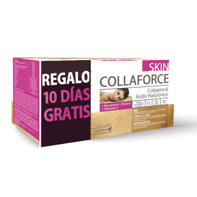 Skin Collaforce 30 + 10 Carteiras Dietmed