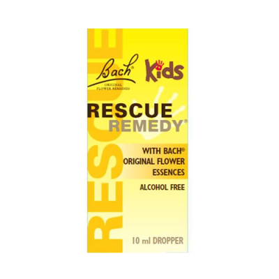 Rescue Remedy Kids 10ml Floral Bach