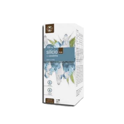 Silício Plus + Cavalinha 500ml Naturmil