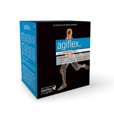 Agiflex - 40 Cápsulas Dietmed
