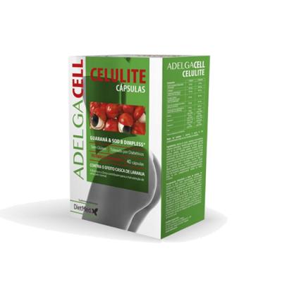 AdelgaCell Celulite - 40 Cápsulas Dietmed
