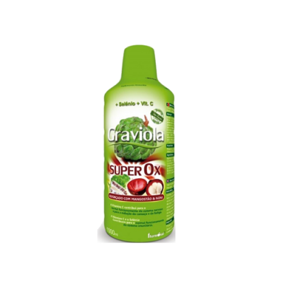 Graviola Super Ox - 1000ml Fharmonat