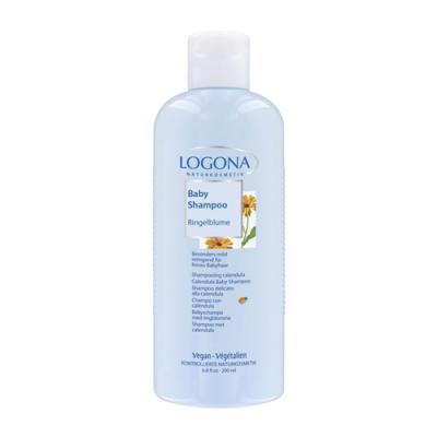 Logona Shampoo Biológico Bebé 200ml - Calendula