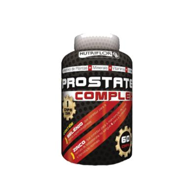 Prostate Complex 60 Cápsulas Nutriflor